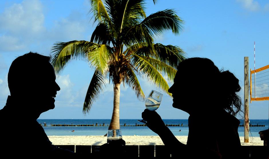Salute On The Beach Key West Florida